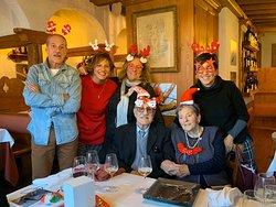 Noi pranziamo la vigilia di Natale da qualche anno, conosciamo bene i titolari e ci troviamo sempre molto bene