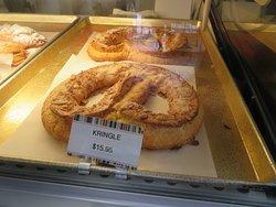 Swedish Baked Goods, Birkholm's Bakery and Café, Solvang, Ca