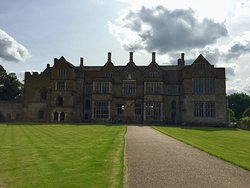Broughton Castle: North Front
