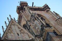 Colmar Collegiata di St. Martin (cattedrale)