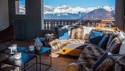 Bar Le Spot Mont-Blanc / Hôtel Arbois Bettex