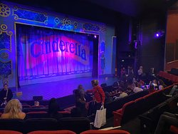Before curtain up