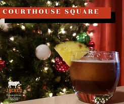 The Courthouse Square Signature Drink