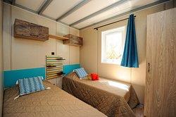 Chalet 4 personnes-chambre à 2 lits