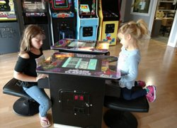 Fun for all ages! Table Tops have 60 games alone!