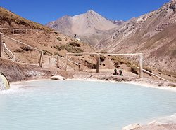 Volcano Hot Springs Route