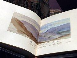Queen Victoria's sketchbook