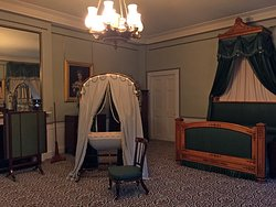 The room in which Queen Victoria was born