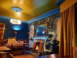 Festive dining at Achray House Hotel