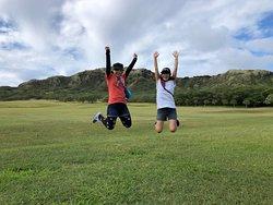 Diamond Head Ride & Hike URB-E Hawaii December 2019