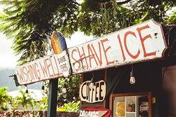 Hawaiian Saved Ice!