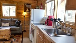 Fully equipped kitchens with all the comforts of home - Summer Cabin #2