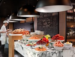 The Market - Buffet Cold Cuts Station