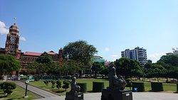 中心公園景觀