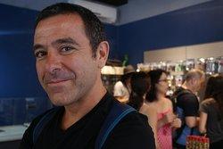 דויד קובוס - מדריך בברצלונה