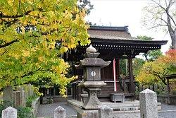 Jonangu Shrine and related gardens