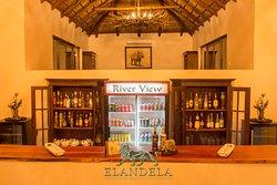 Elandela River View Lodge Bar