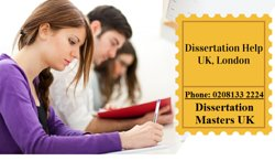 Dissertation writing is not an easy task, and it requires high expertise because different articles and journals have to be evaluated in order to ensure the quality of work. Our experts provide you with exceptional editing and rewriting services as well, so place your orders now. Visit: https://dissertationmasters.co.uk/