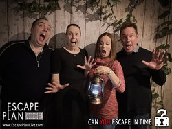 Escape Plan LIVE