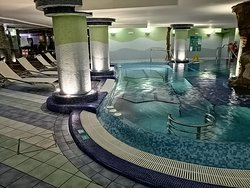 Therme im Spa