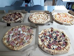 Pizza Miorita, Puskin 41, Livrare tel 022 104104