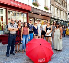 Legends of Antwerp Free Walking Tour