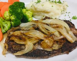 Our Liver & Onions !!    We Can Say ~ This IS a Favorite !!