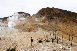 Garbuna Volcano Trek