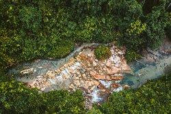 Garu Hot River natural spa