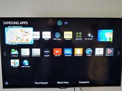 Smart TVs in all rooms