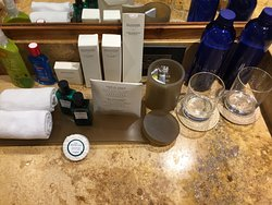 products in the room