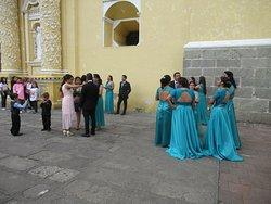 mariage devant la merced