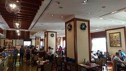 蘇萊咖啡廳環境