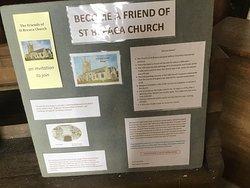 History of St Breaca's