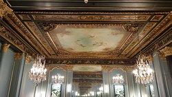 오페라가르니에 풍의 천장