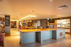 Premier Inn Trowbridge restaurant interior