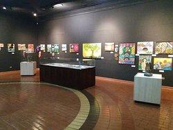 Exposição de arte contemporânea