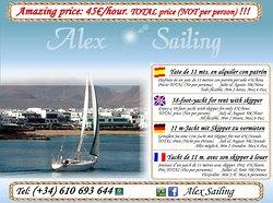Alex Sailing