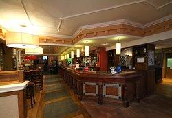 Premier Inn Wigan (M6 Jct 27) restaurant interior