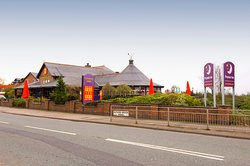 Premier Inn Wigan (M6 Jct 27) restaurant exterior