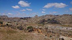 Massifs de L'ISALO National Park