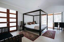Bungalow Villa Bedroom