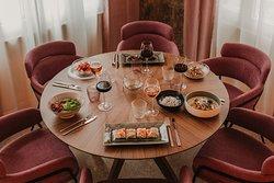 En Restaurante Helen Berger encontrará el ambiente más cálido y sofisticado de Ciutat Vella.