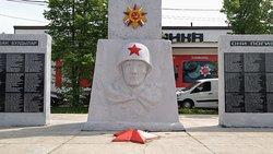 Обелиск памяти Ермолаевцам, Ермолаево.