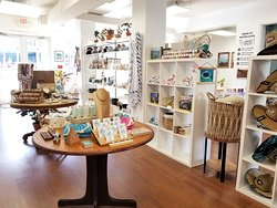 Inside of our shop you'll find lots of handmade items that make unique gifts for family and friends!