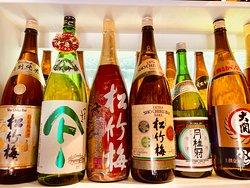 JAPANESE REAL SAKE !