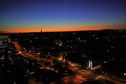 Malmö vue du 20eme ciel Clarion