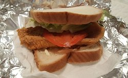 Catfish Sandwich