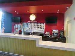 Bar Area, AMC newPark12, Newark, Ca
