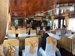 Golden star cruise Halong